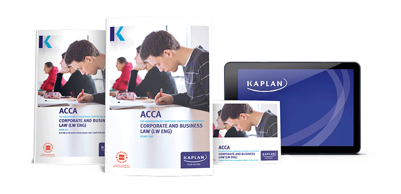 ACCA approved study materials
