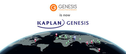 Genesis Institute has been acquired by Kaplan
